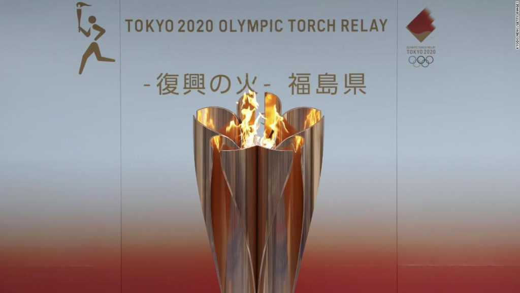 An earthquake at the Olympic torch relay start point is just the beleaguered Tokyo 2020 Games' latest crisis