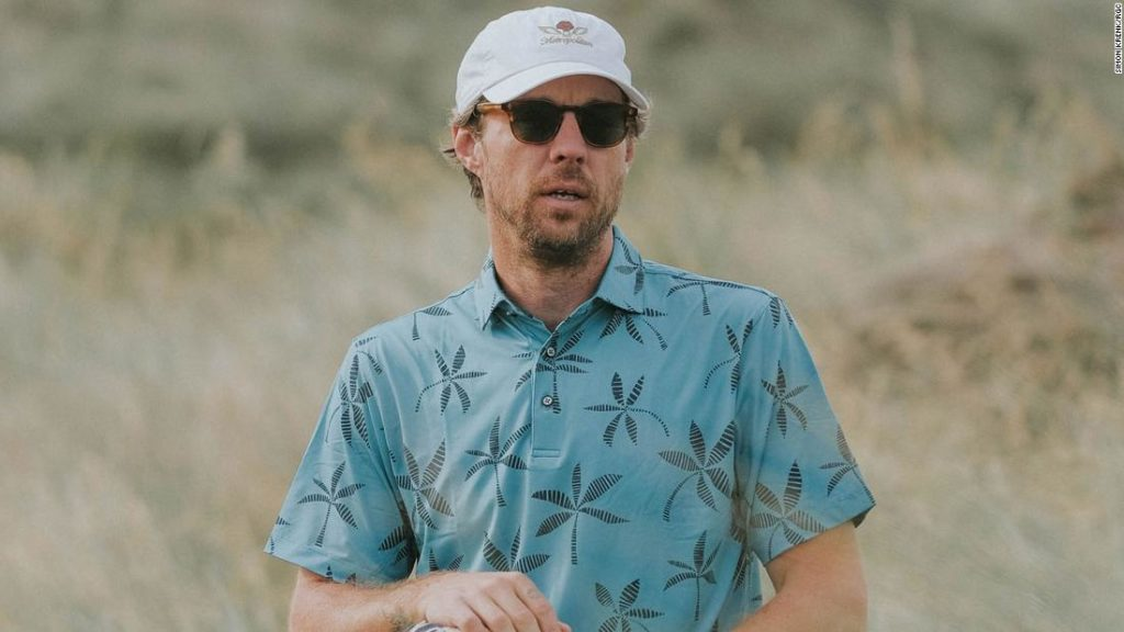 Random Golf Club: The filmmaker looking to solve 'the problem of feeling unwelcome' in golf
