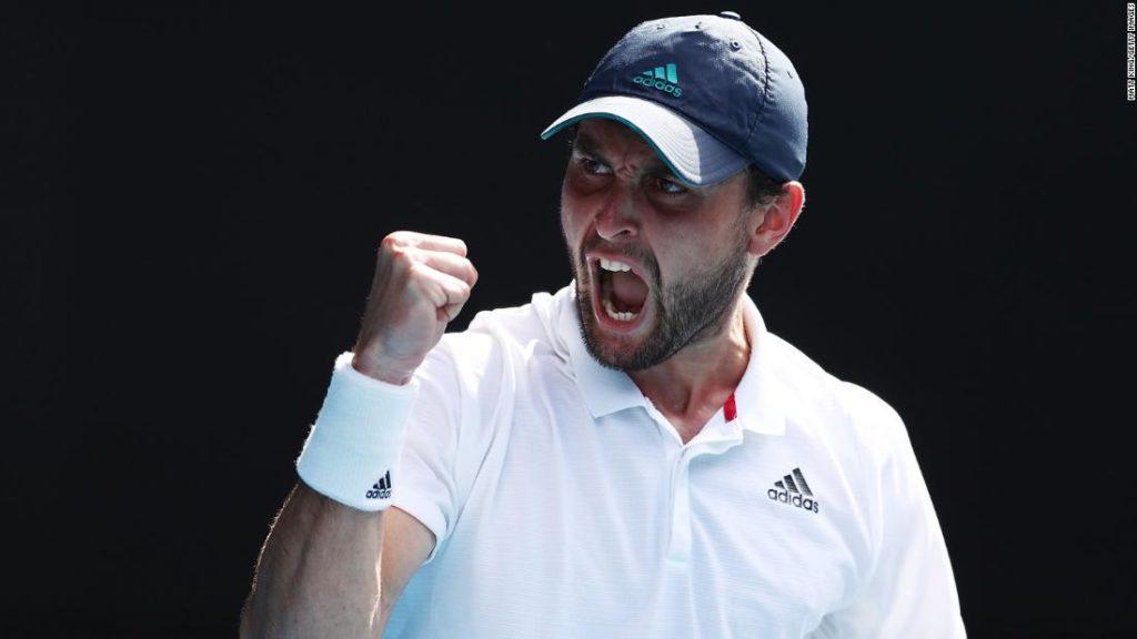 Australian Open: Aslan Karatsev makes history with run to semis