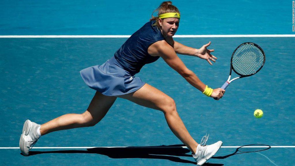 Australian Open: Ashleigh Barty stunned by Karolina Muchova in Australian Open quarterfinals