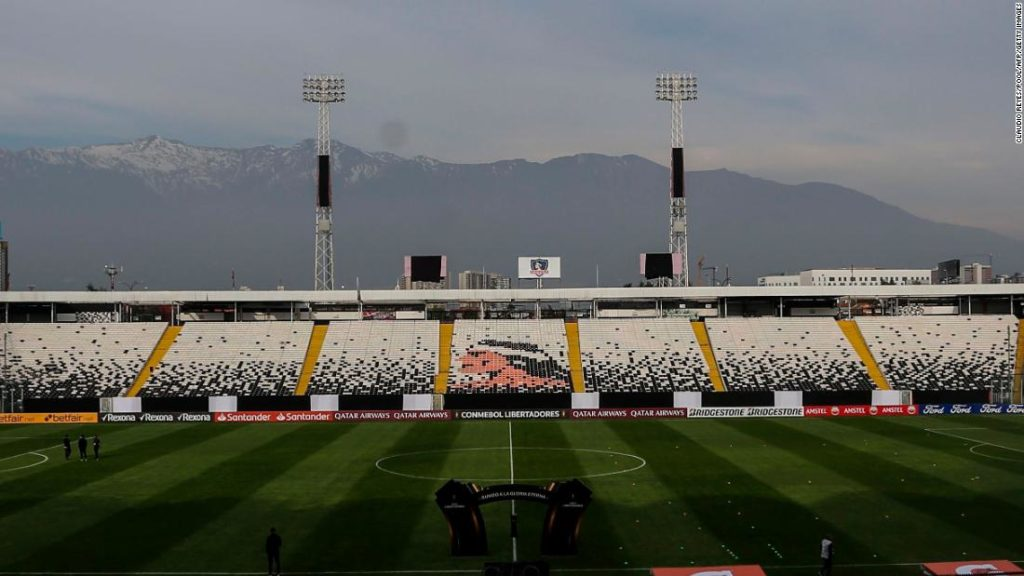 'The Ghost of the B' -- Specter of relegation haunts South American football giant