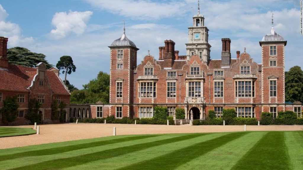 Blickling Hall: Army of wasps deployed to tackle moths inside British stately home