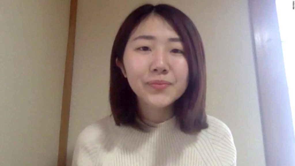 Tokyo 2020: Don't be silent -- How a 22-year-old woman helped bring down the Tokyo Olympics chief