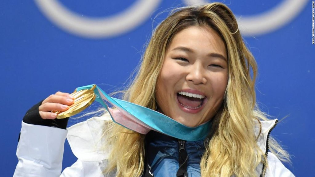 Chloe Kim: 'Oh my gosh, are you that snowboarder?' Olympic gold medallst goes to Princeton