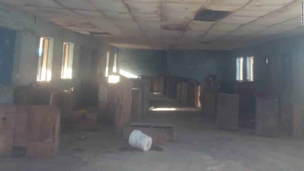 Gunmen kill one student and kidnap dozens more in Nigeria school raid