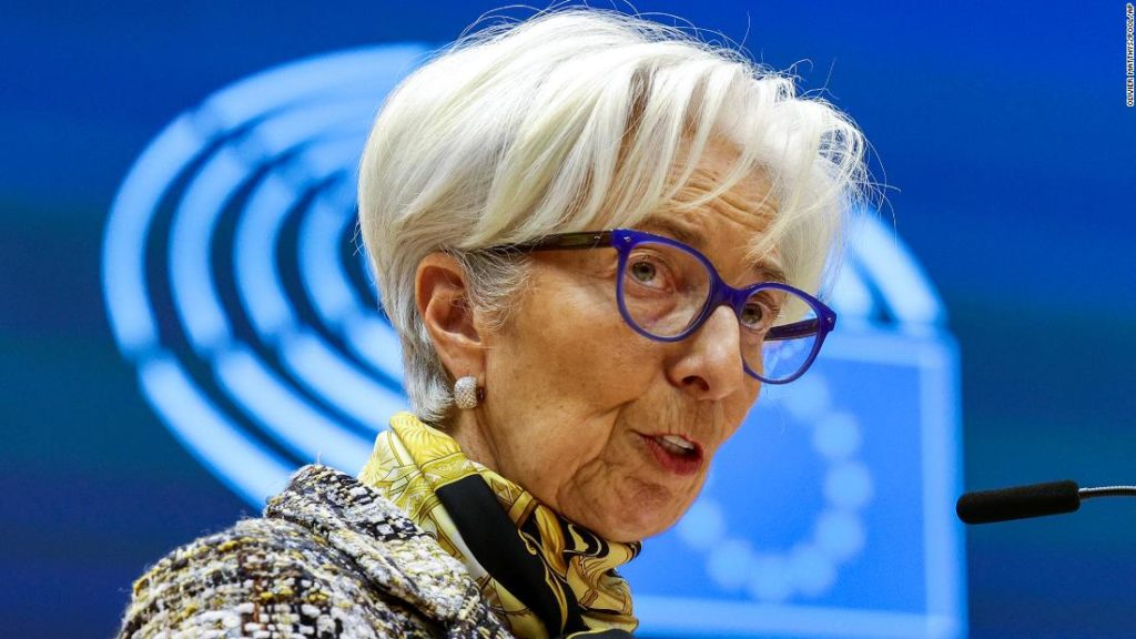 Christine Lagarde: Countries must not 'brutally' pull stimulus
