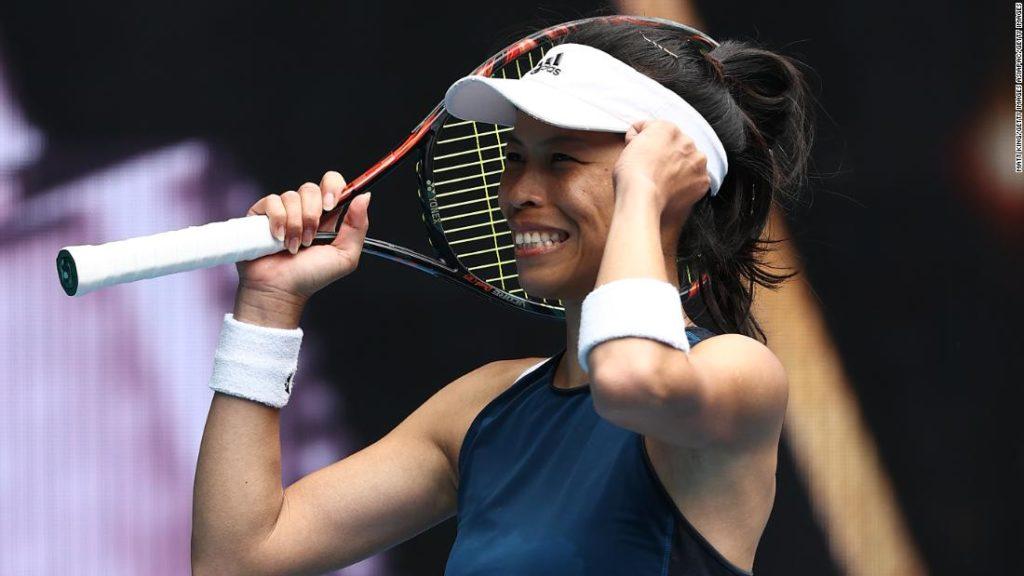 Hsieh Su-Wei: Tennis maverick reflects on memorable Australian Open