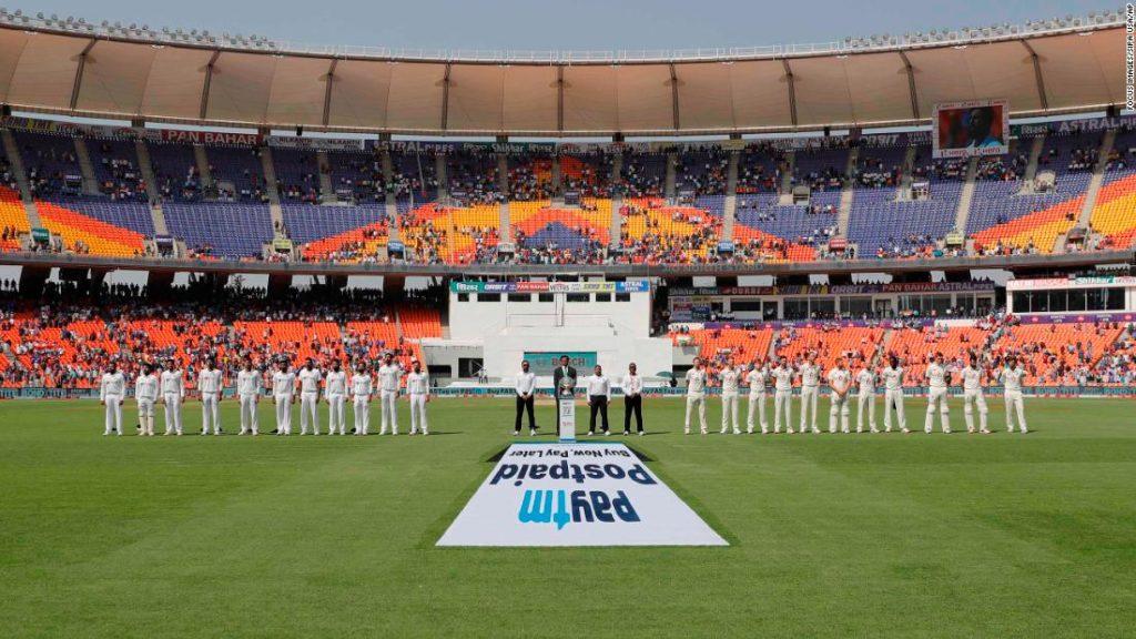Narendra Modi Stadium: World's largest cricket ground hosts its first Test match in India