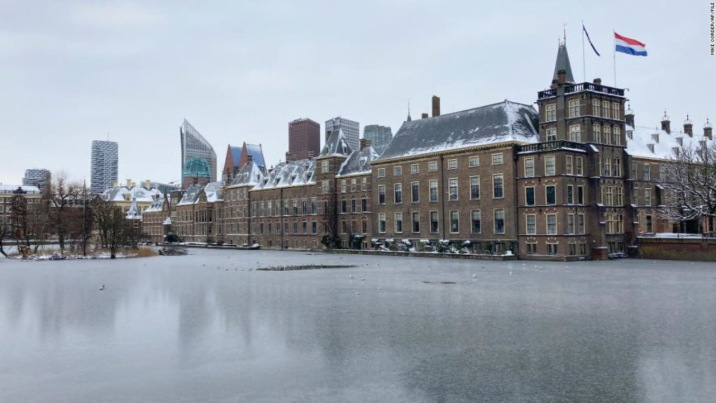 Dutch parliament becomes second in a week to accuse China of genocide in Xinjiang