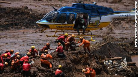 Brazil's Brumadinho dam was certified 'stable' weeks before it collapsed