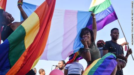 Progress for gay rights in Africa still isn't inevitable