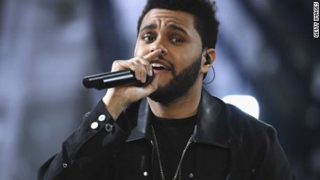 Pop -- ahem -- starboy The Weeknd is headlining Sunday's Super Bowl LV halftime show.