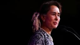 Myanmar's leader Aung San Suu Kyi is detained in military coup