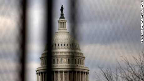 Security at US Capitol on high alert for Trump impeachment trial