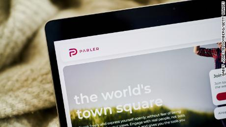 Federal judge blocks Parler's bid to be restored on Amazon Web Services