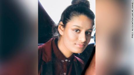 British ISIS bride Shamima Begum's newborn son has died in Syria