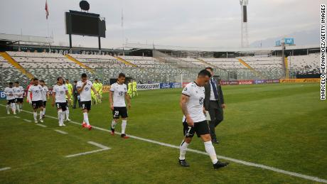 Colo-Colo has never been relegated in its 96-year history.