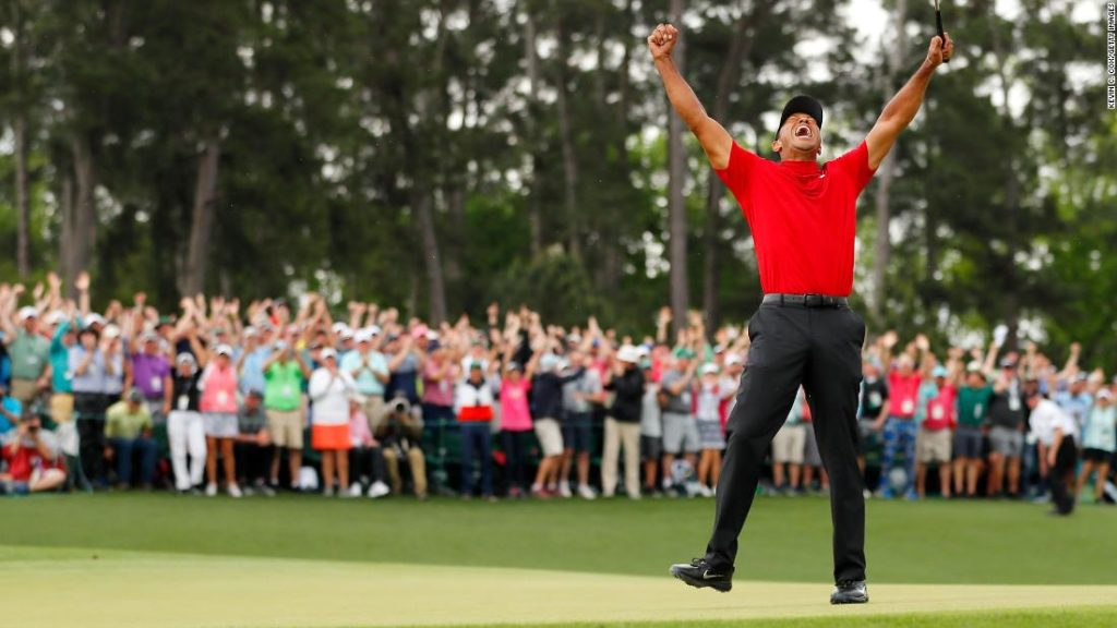 The life and times of Tiger