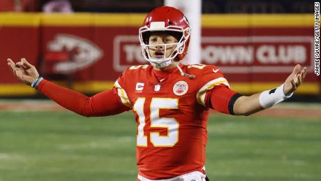 As a voice for social justice, the legacy of Patrick Mahomes grows