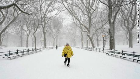 How much snow has fallen? Some areas have more than 2 feet