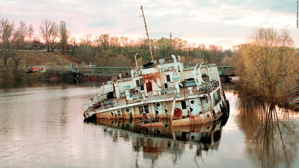 Chernobyl photographs: David McMillan documents a quarter-century of decay
