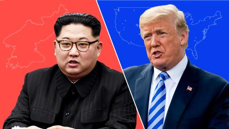 Trump offered Kim Jong Un a ride home on Air Force One following Vietnam summit, source says
