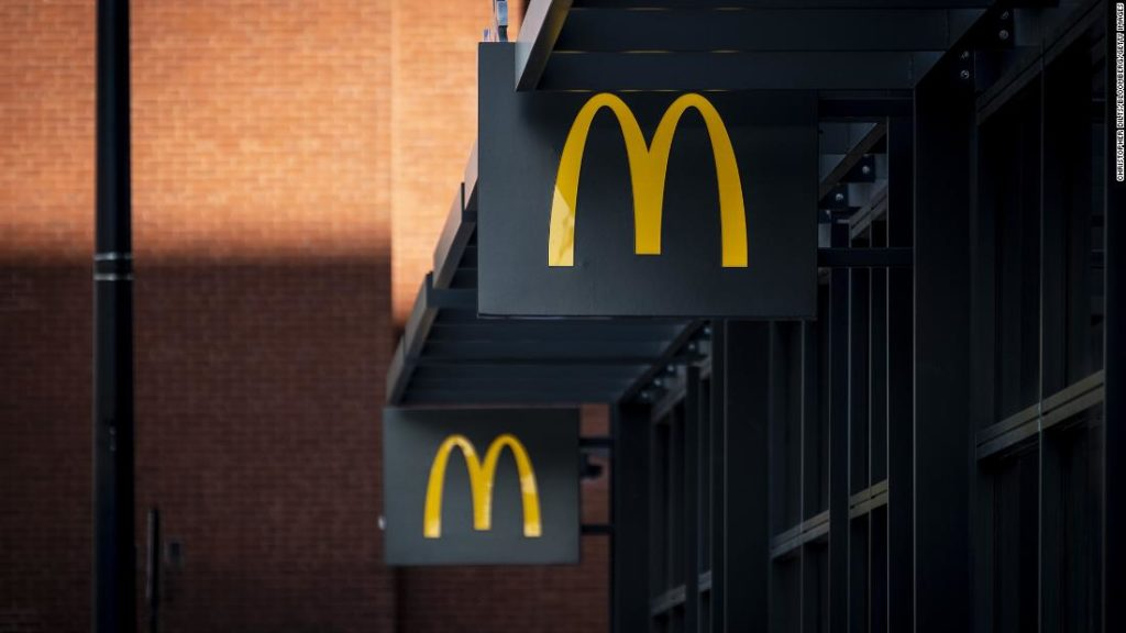 McDonald's CEO responds after report alleges sexual harassment among workers