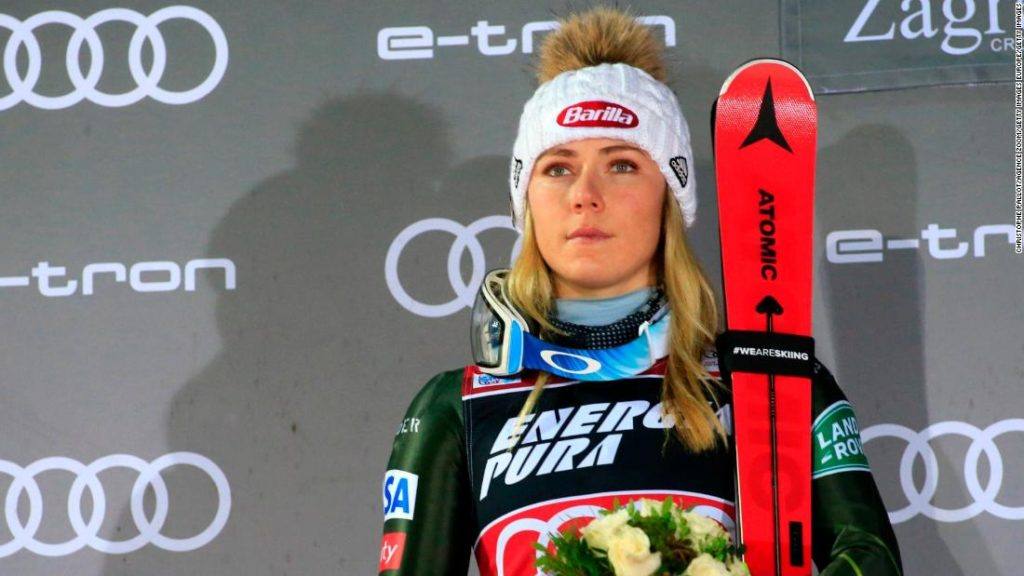 Winter Olympics 2022: Mikaela Shiffrin doesn't want to have to choose between 'morality versus being able to do your job'