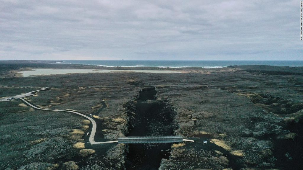 17,000 earthquakes hit Iceland in the past week. An eruption could be imminent