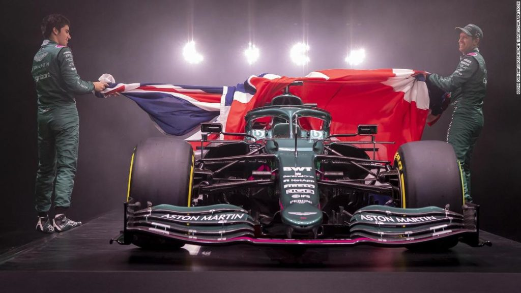 Formula 1: Sebastian Vettel admits he almost walked away from the sport, as James Bond and Tom Brady unveil new Aston Martin on the grid