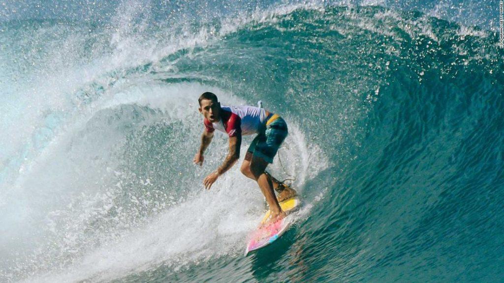 Billy Kemper: Surfer glimpsed at death after wave slammed him into a rock