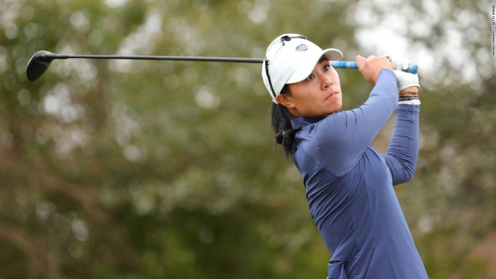 Danielle Kang: Grief over her father's death helped drive golfer to major success