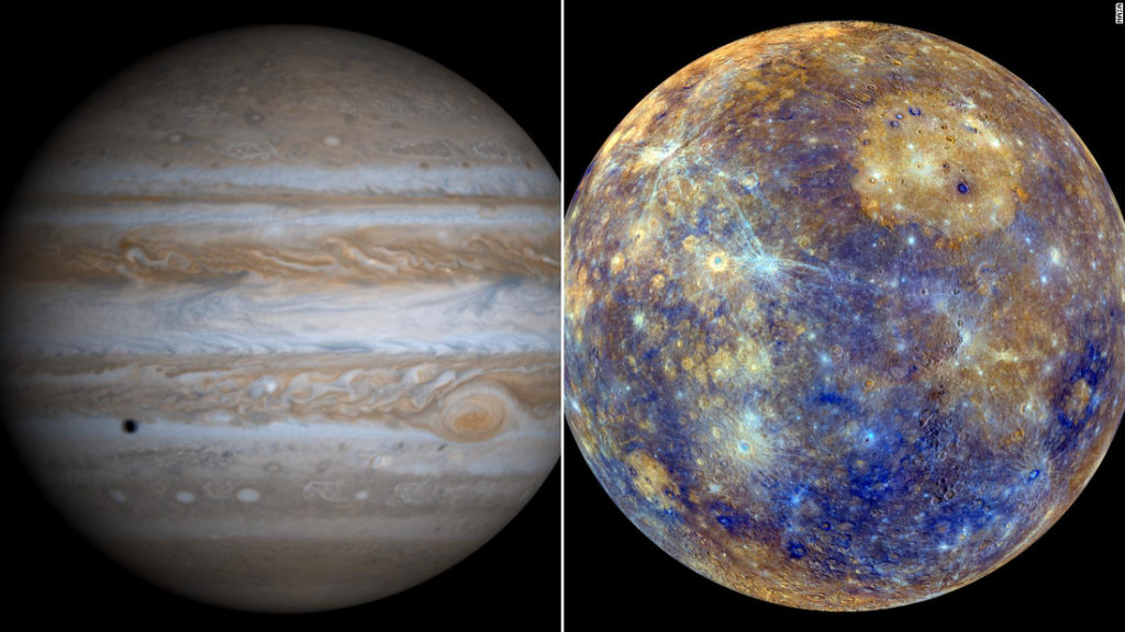 Jupiter-Mercury conjunction will shine bright in the sky this weekend