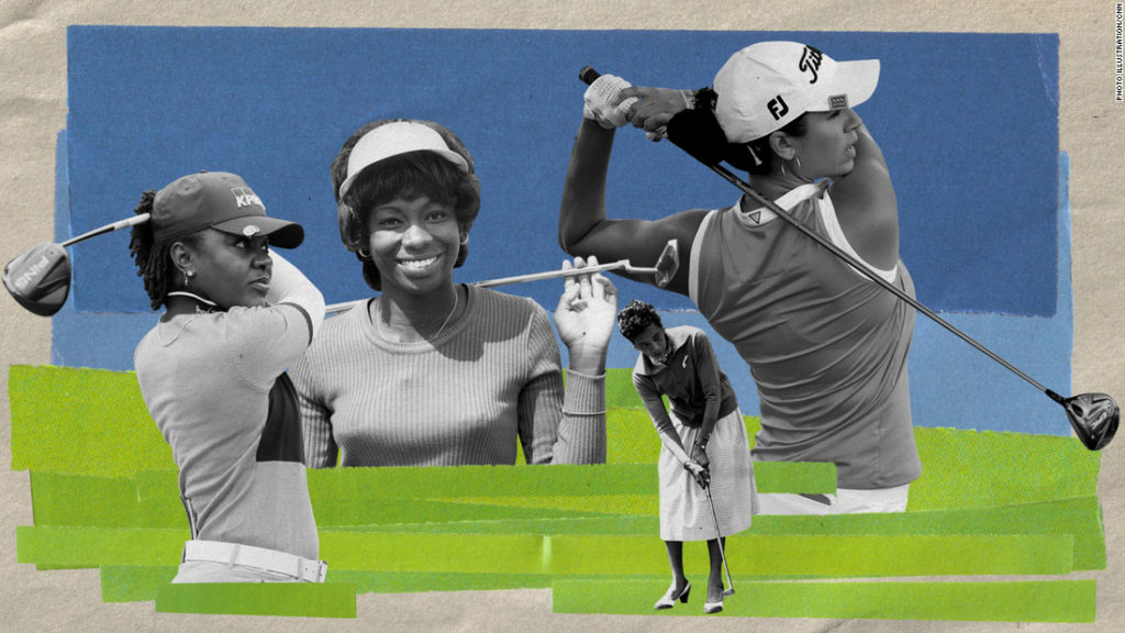 LPGA: There's a dearth of Black players in US women's golf. This woman wants that to change
