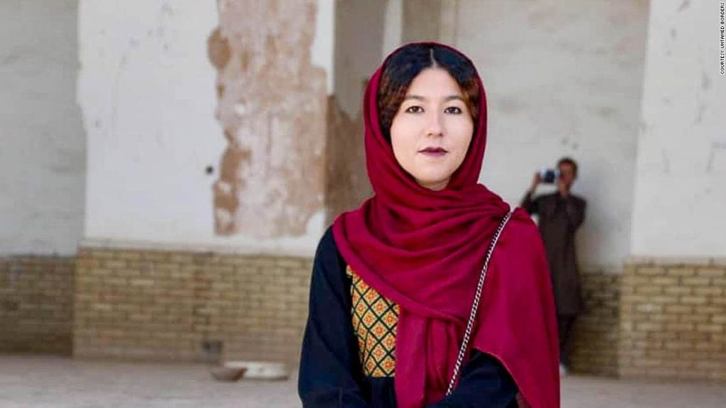 Meet Afghanistan's only female tour guide