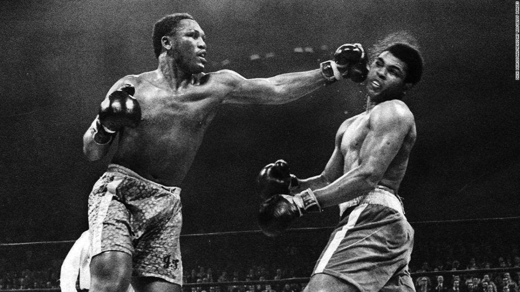 Muhammad Ali vs. Joe Frazier: 'The Fight of the Century': a divided US nation 50 years on