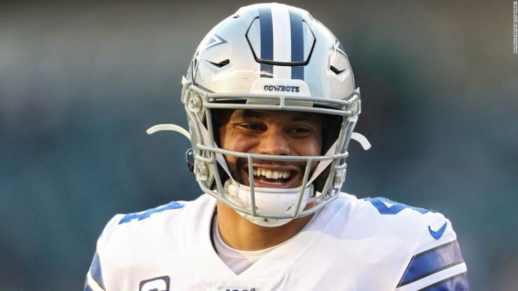 Dak Prescott: Dallas Cowboys and superstar quarterback agree to mega deal