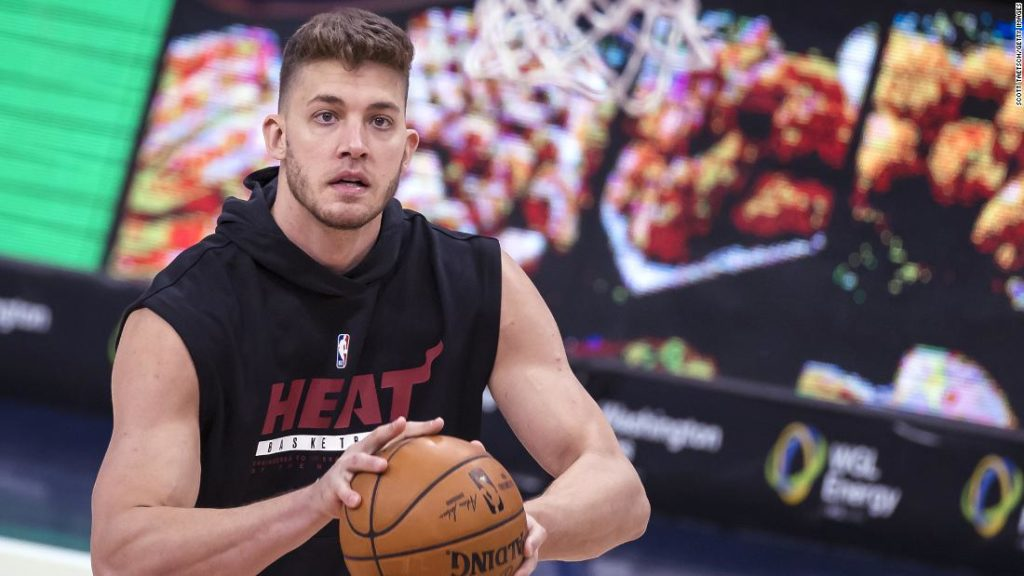 Meyers Leonard: NBA player apologizes for using anti-Semitic slur while livestreaming 'Call of Duty'