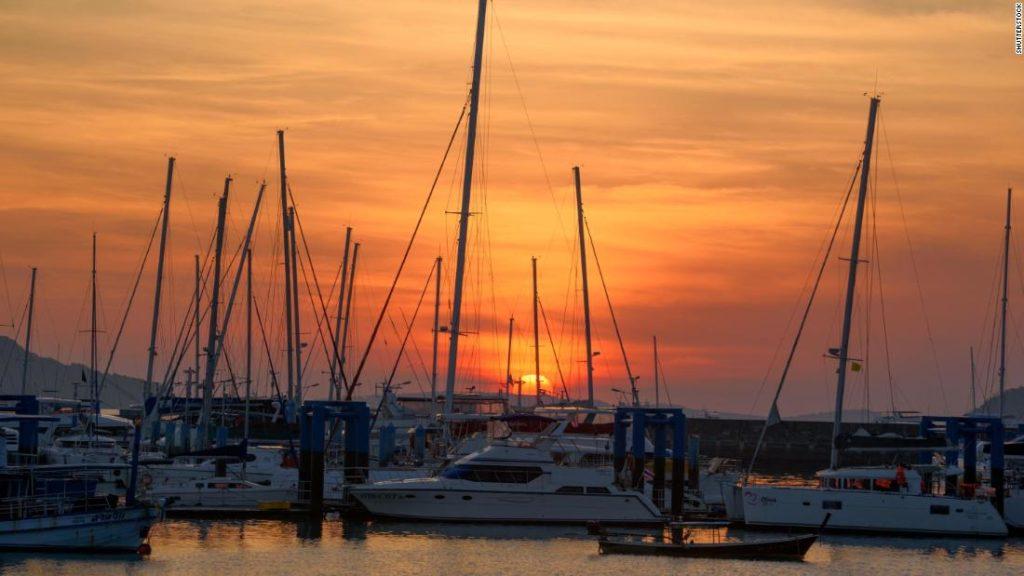 Thailand launches yacht quarantine scheme