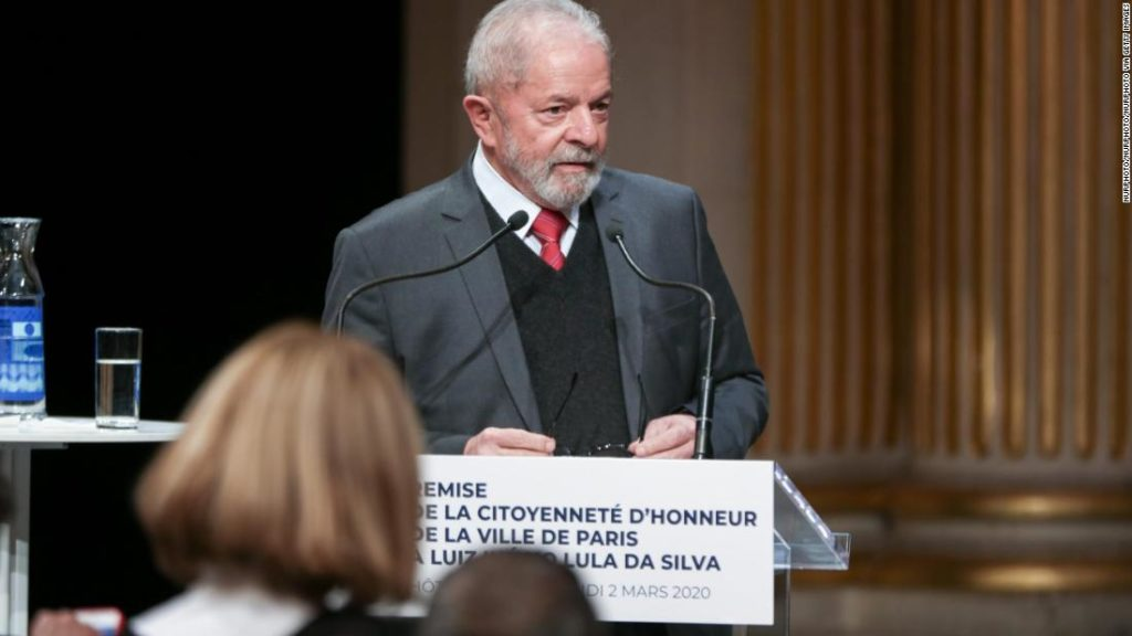Lula da Silva: Former Brazilian President attacks Bolsonaro as his path to political comeback clears