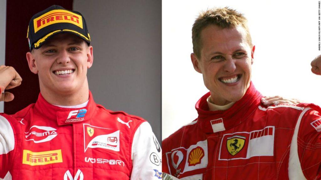 Mick Schumacher: A 'big privilege' to carry legendary surname into Formula One again