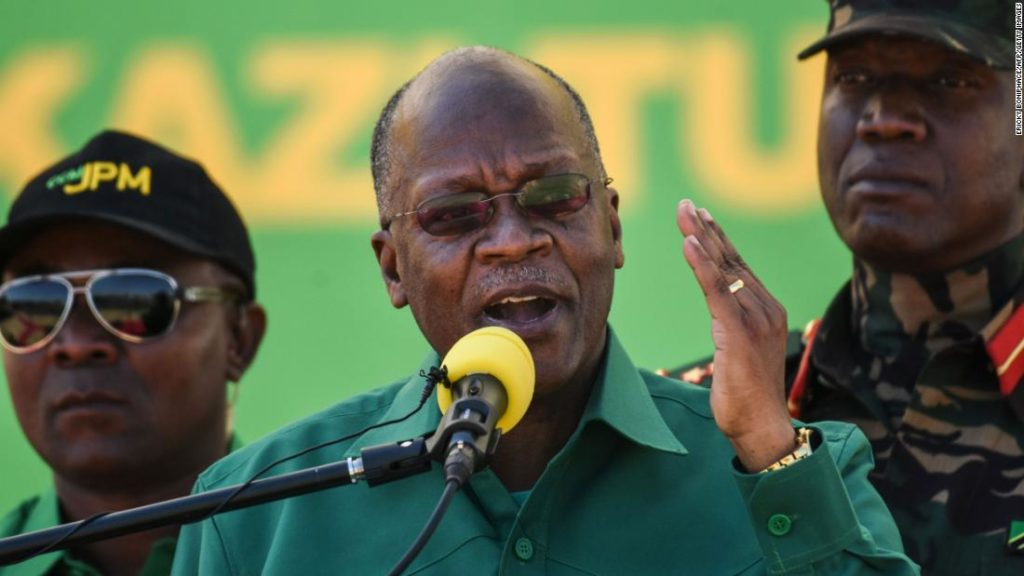 John Magufuli: Tanzania PM dispels rumors about President's health after Covid-19 speculation