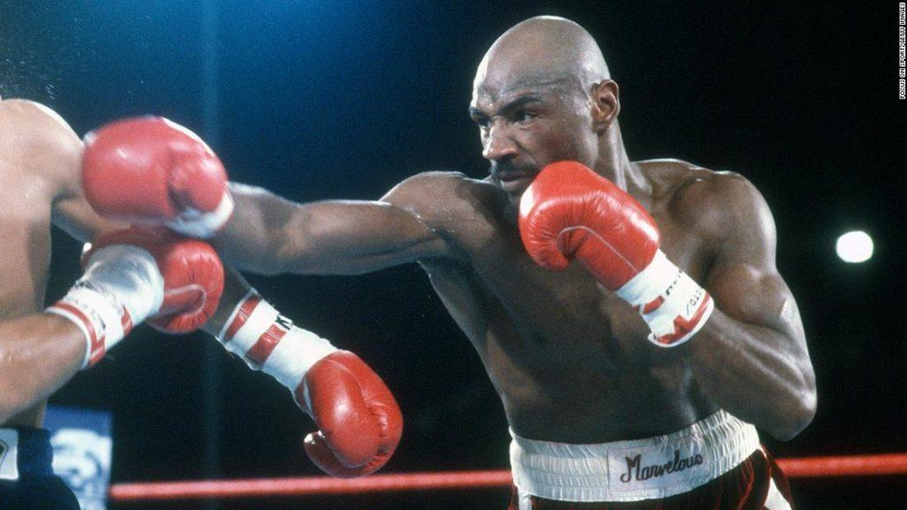 Marvin Hagler, former boxing champion, dies at 66