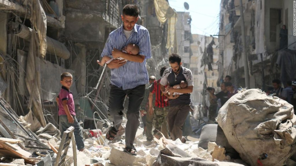 Syrian war 10 year anniversary: We tell the country's human stories so that the 'victors' don't write its history