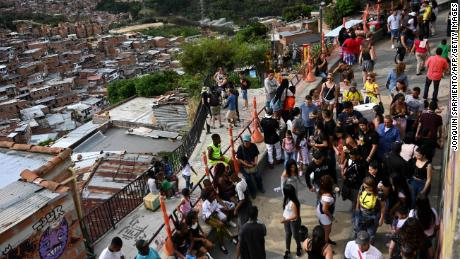Tourism has been key to the re-imagining of Medellin and Colombia.