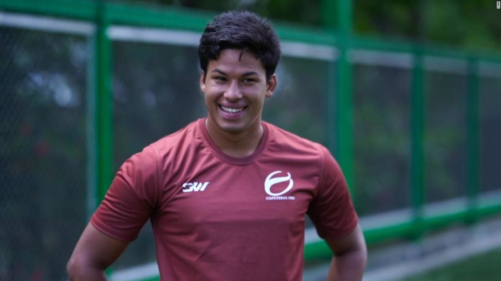 Colombian rugby leaving behind its infamous past