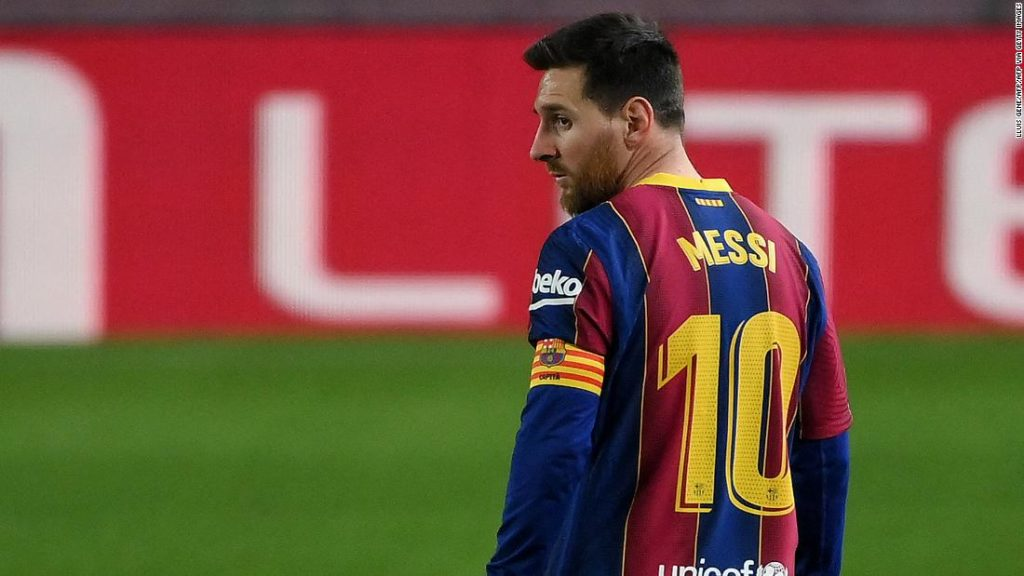 Lionel Messi: Barcelona coach Ronald Koeman praises star after record-equaling game