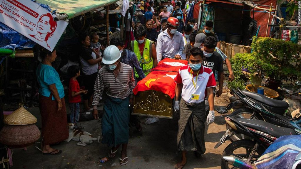 Myanmar coup: Why people are protesting and the military is killing peaceful protesters