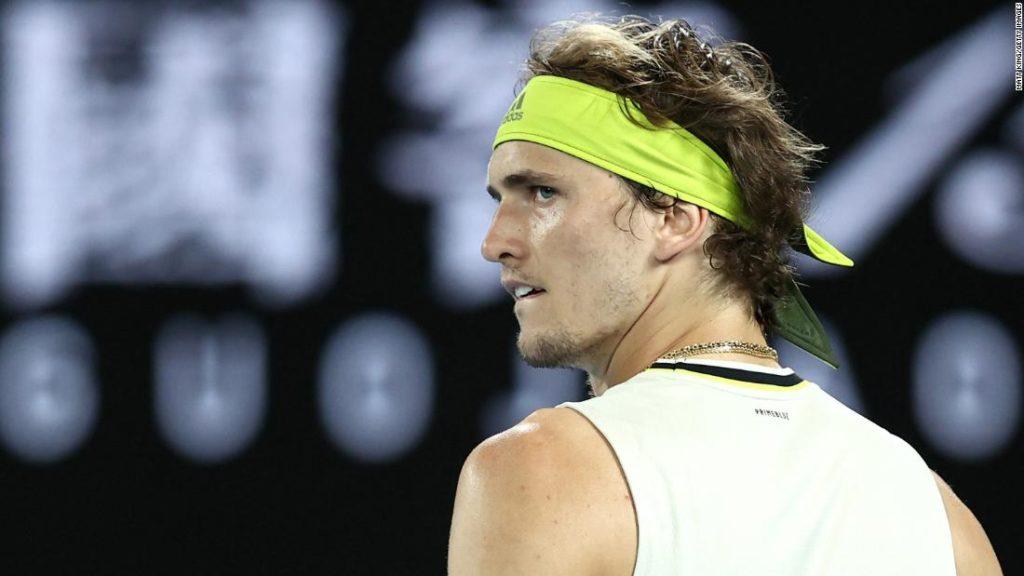 Alexander Zverev behind Roger Federer in 'absurd' new ranking system