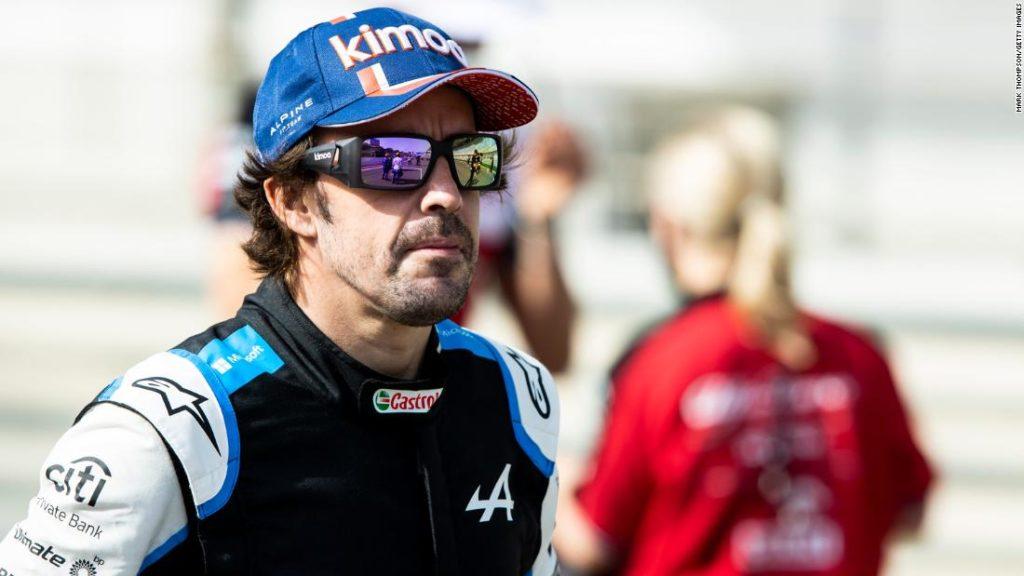 Fernando Alonso: 'Hopefully I'm back as a better driver'